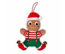 "4"" Gingerbread Jimmy Plush (Yummy World) by Heidi Kenney"
