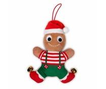 """4"""" Gingerbread Jimmy Plush (Yummy World) by Heidi Kenney"""