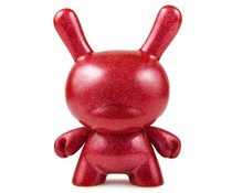 "5"" Chroma (Red) Dunny by Kidrobot"