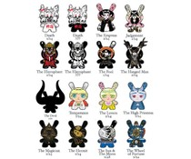 "3"" Arcane Divination Dunny Series - Sealed Case (24 pieces)"