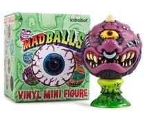 "4"" Mad Ball mini Series - 1x Blindbox"