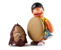 "7"" Beefsquatch (Bob's Burgers) by Kidrobot"