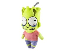 "8"" Bart Phunny Plush (The Simpsons Tree House of Horrors)"