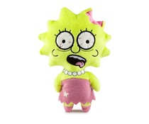 "8"" Lisa Phunny Plush (The Simpsons Tree House of Horrors)"