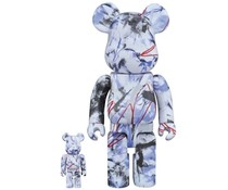 [PO] 400% & 100% Bearbrick set - Futura