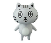 Eto Cat (Grey) VAG Box series 1 by Baketan