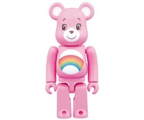 100% Bearbrick - Cheer Bear