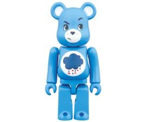 100% Bearbrick - Grumpy Bear