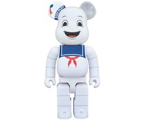 [PO] 400% Bearbrick - Stay Puft (Ghostbusters)