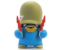 Basic Trooper Blue (Teddy Troops 2.0) by Flying Fortress