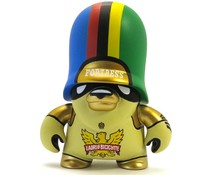 Ladri di Biciclette Gold (Teddy Troops 2.0) by Flying Fortress
