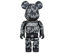 400% Bearbrick - Chemical Brothers
