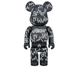 [Pre-Order] 400% Bearbrick - Chemical Brothers
