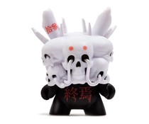 Death (Black) ?/?? by Tokyo Jesus - Arcane Divination Dunny Series