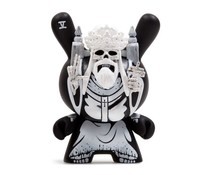 The Hierophant (White) ?/?? by Jon-Paul Kaiser - Arcane Divination Dunny Series