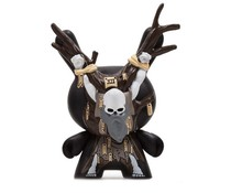 The Hanged Man 2/24 by Jon-Paul Kaiser - Arcane Divination Dunny Series