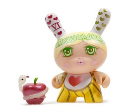 The Lovers 2/24 by Camilla d'Errico - Arcane Divination Dunny Series