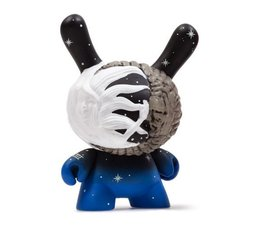 The Sun & The Moon 3/48 by J*RYU - Arcane Divination Dunny Series