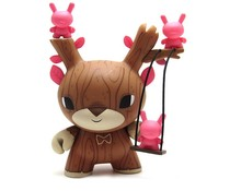 Autumn Stag (Brown) 2/24 Gary Ham - DTA Dunny Series
