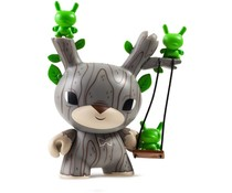 Autumn Stag (Grey) ?/?? Gary Ham - DTA Dunny Series