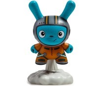 Blast Off (Orange) 2/24 The Bots - DTA Dunny Series