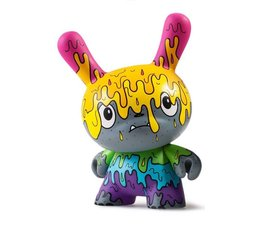 Ooey Gooey 1/24 The Bots - DTA Dunny Series