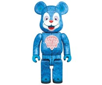 400% Bearbrick - IT Bear by Milk Boy Toys