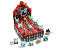 """The 13"" GID Dunny series by Brandt Peters - Sealed Case (20 Pieces)"
