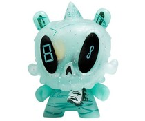 "The Ancient One (GID) 1/20 - Dunny ""The 13"" GID Dunny series by Brandt Peters"
