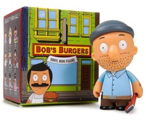 Bobs Burgers mini series - 1x Blindbox