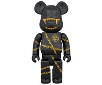 [PO] 400% Bearbrick - MISHKA × LONG