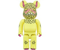 400% Bearbrick - Pogola by DAN