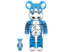 400% & 100% Bearbrick set - KIDILL BEAR