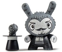 The Amazing Alumit 1/24 - Scared Silly  Dunny series