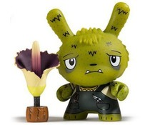 Aromatheraphy 1/24 - Scared Silly  Dunny series