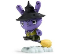 Which Witch Is Which (Purple) 2/24 - Scared Silly  Dunny series