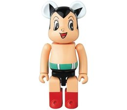 200% Super-Alloy Bearbrick - Astro Boy