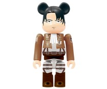 Levi Bearbrick - Attack on Titan Bearbrick series
