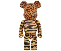 [PO] 1000% Bearbrick - Atmos (Animal)