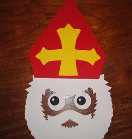 Sinterklaas knutselen