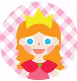 "Button ""Prinses"""