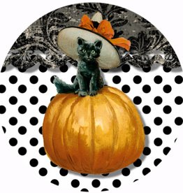 "Button ""Halloween 1"""