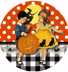 "Button ""Halloween 2"""