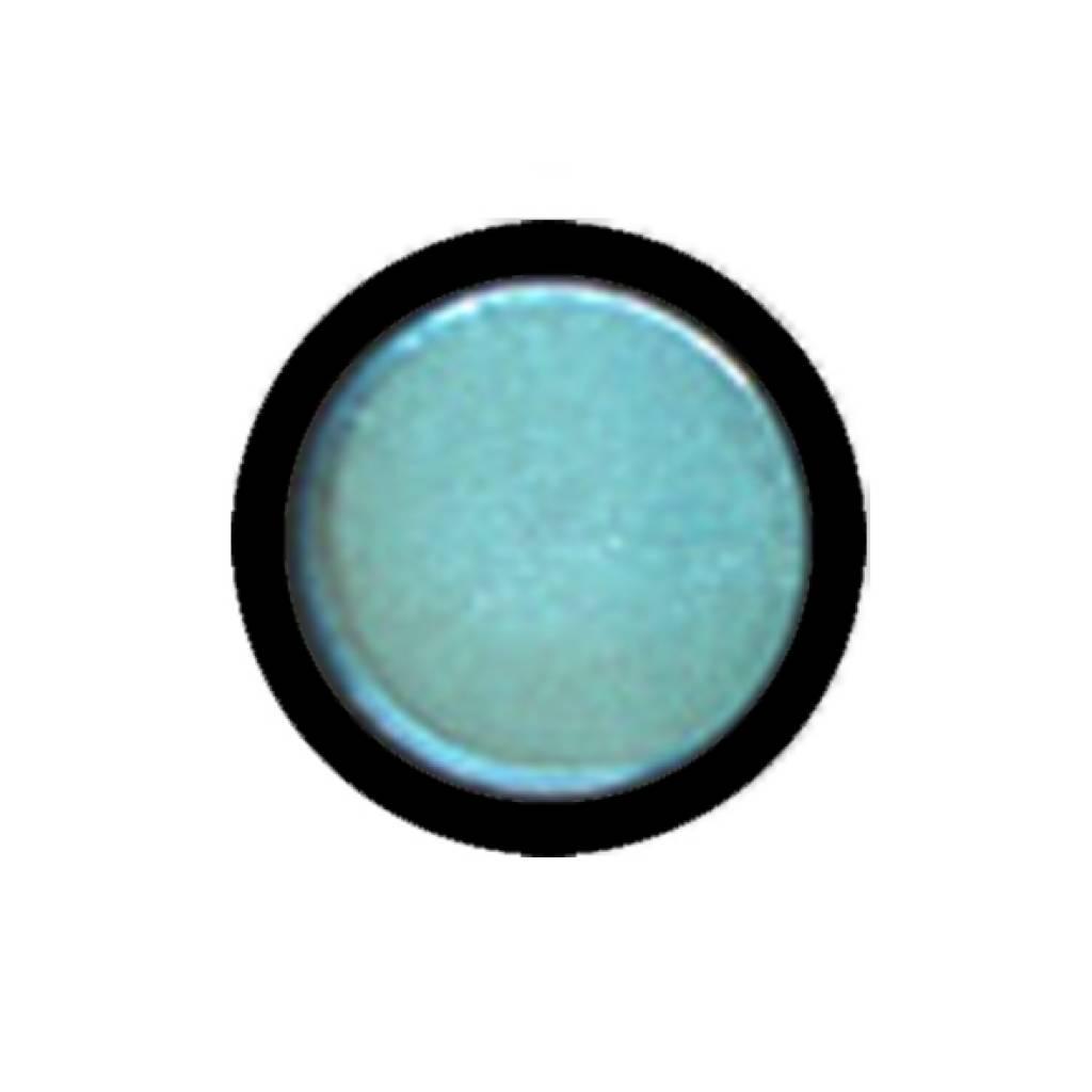 Glitter voor glittertattoo (lichtblauw)