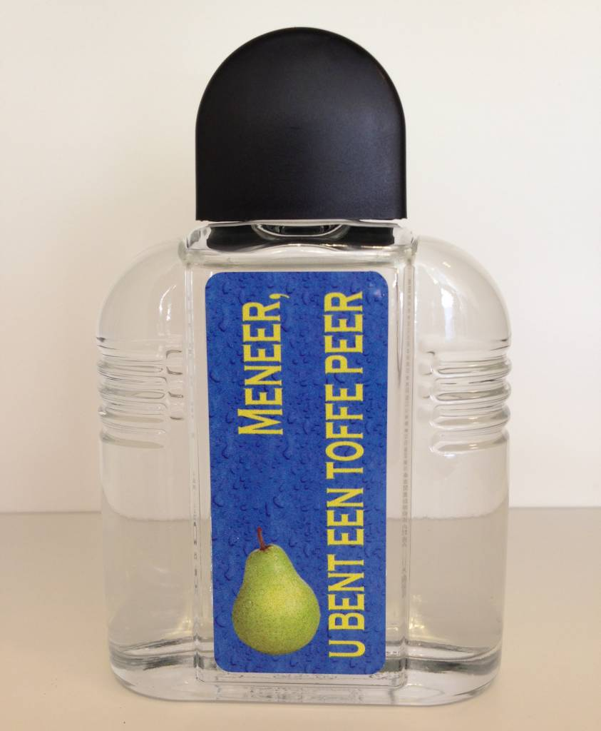 Aftershave - Toffe peer
