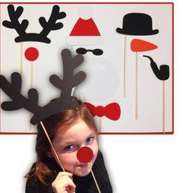 Photo props - Kerstmis