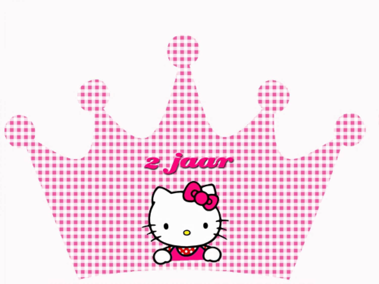 Kroon naar wens bedrukt