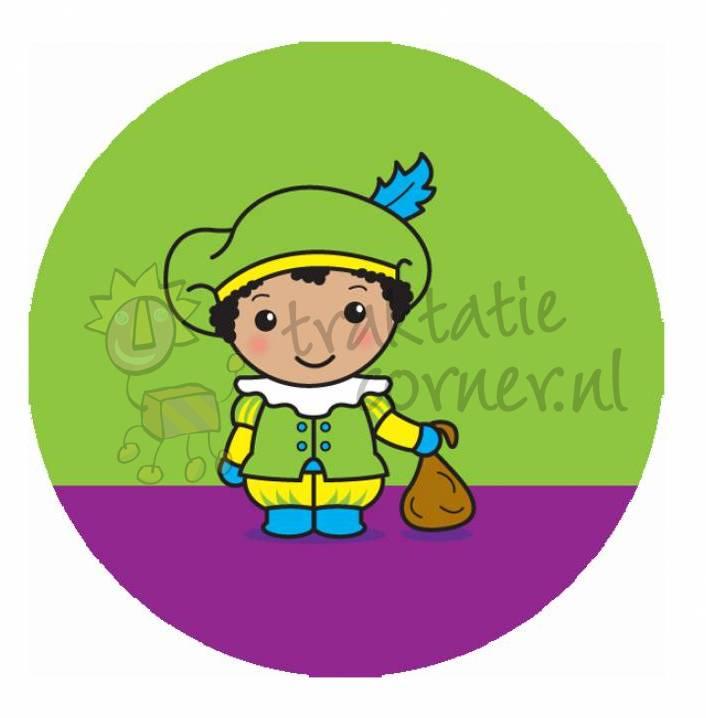 """Button """"Piet groen"""""""