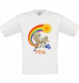 T-shirt eenhoorn