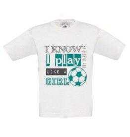 Tof voetbalshirt voor girls